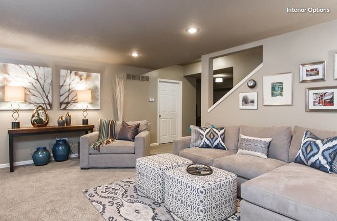 7 Inexpensive Ways To Rejuvenate Your Master Bedroom Dream Bedrooms Basement Living Rooms Unfinished Basement Bedroom Basement Design