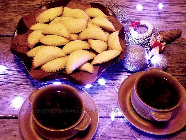 Gotowanie jest łatwe: Pierożki wigilijne w kruchym cieście z Podlasia