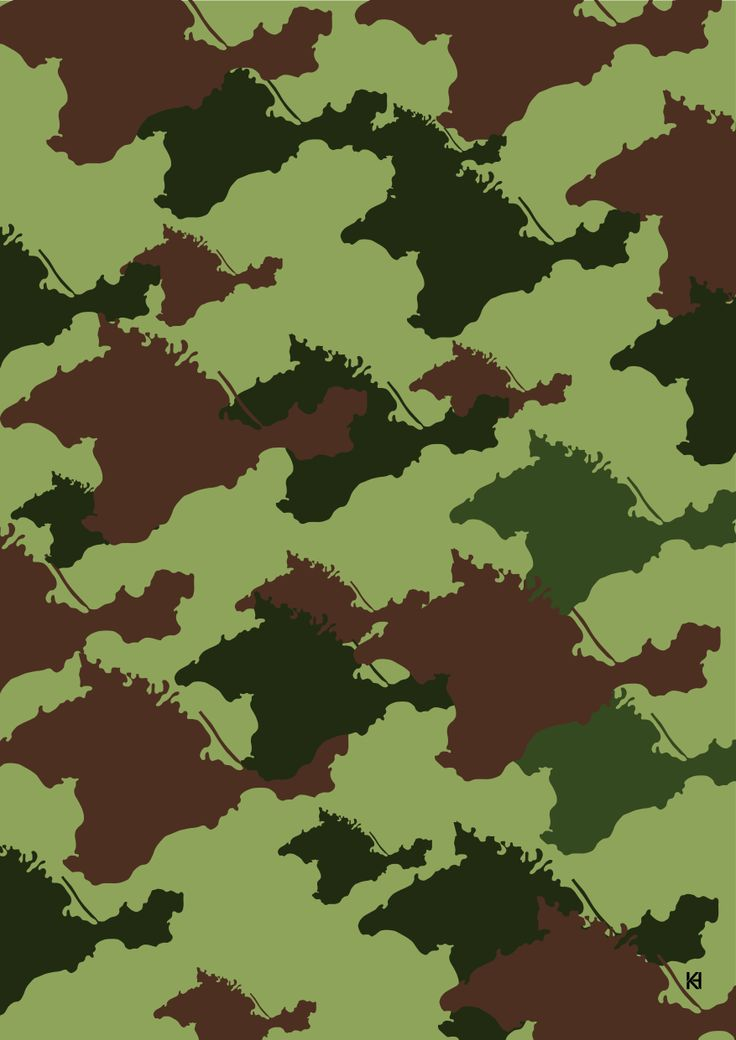 Crimeaflage | Nikita Kravchuk