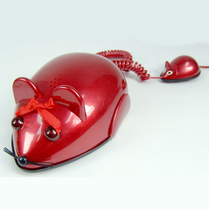 Mouse Home Phone