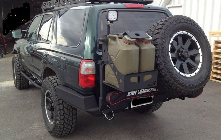 2002 4runner aftermarket rear hatch - Google Search