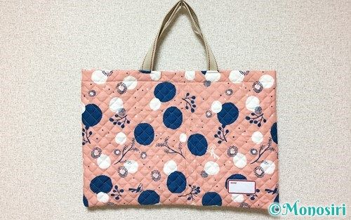 裏地付きレッスンバッグを作ってみよう 2つ目にご紹介するのは、「裏地+内ポケット」を付けたレッスンバッグの作り方です。 内ポケットは細かいものを入れておくのにあると便利です。表布の...
