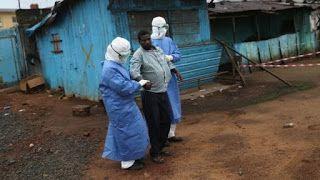 TerataiPoker: Liberia Ebola epidemi 'lebih', berakhir wabah Afri...