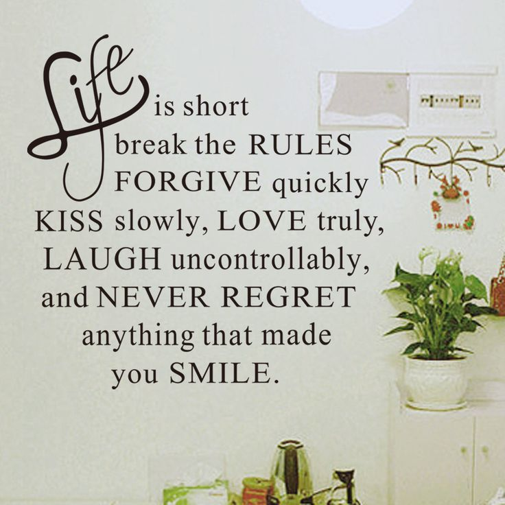 Short Quotes About Nature: 25+ Best Ideas About Life Is Short Quotes On Pinterest