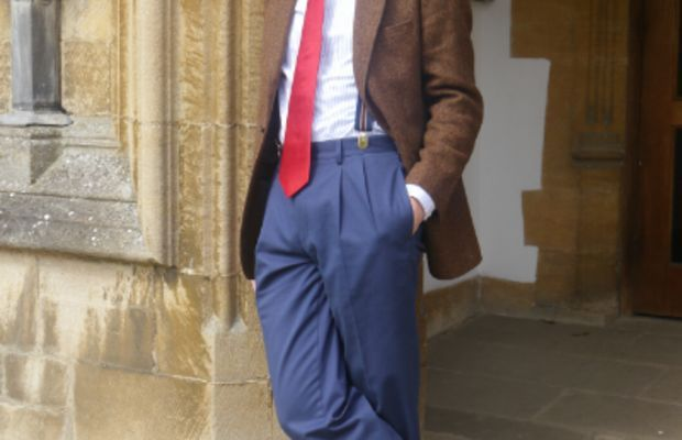 Looks on Campus: Cameron - University of Oxford - College Fashion