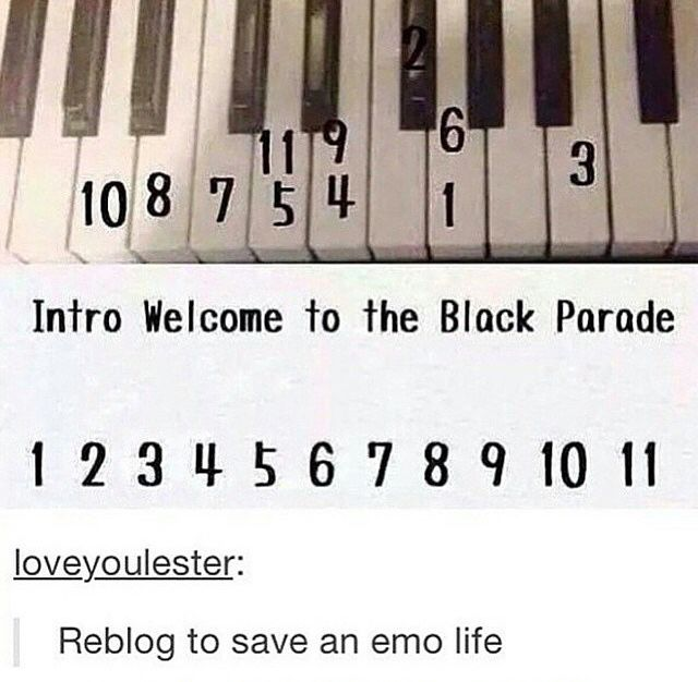 I actually just learned how to play this last weekend! Yay memory!! And I haven't even played piano in about three years...