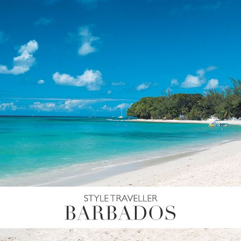 In 2015 I will... discover new places. Enter our homepage competition to win a holiday to Barbados and read our Style Traveller's guide to the luxury island.