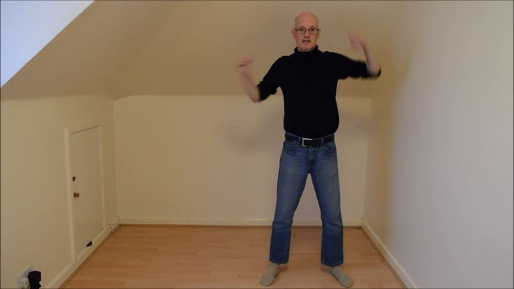 Learn the basic mime being pulled by a rope