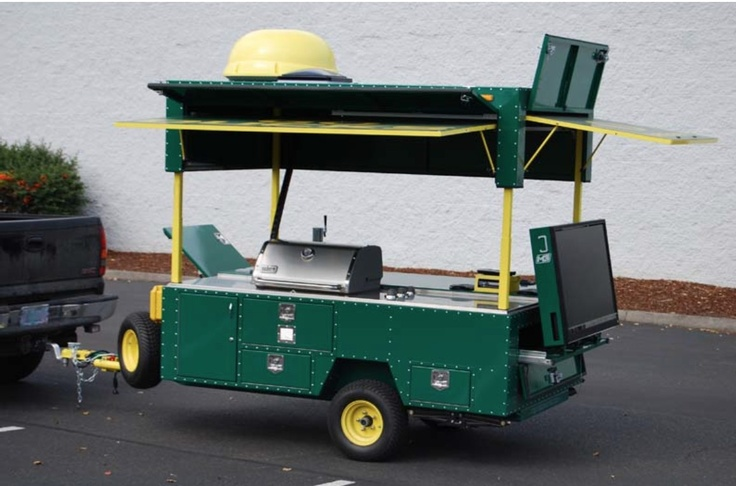 25+ Best Ideas About Tailgate Trailers On Pinterest