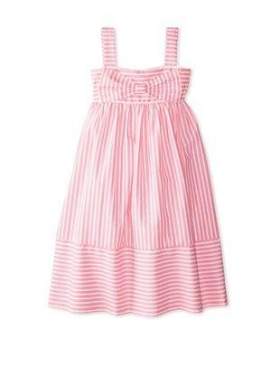 59% OFF Isabel Garreton Girl's Sundress with Bow (Pink)