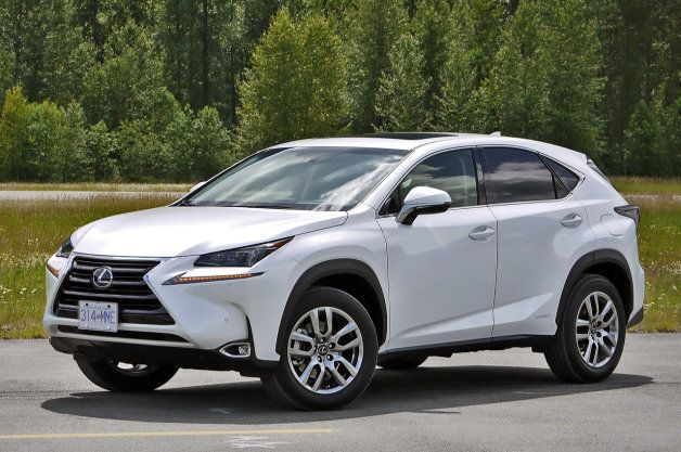 """2015 Lexus NX 300h """"Believe It Or Not, This Is The One We'd Buy:"""" ~ Autoblog"""