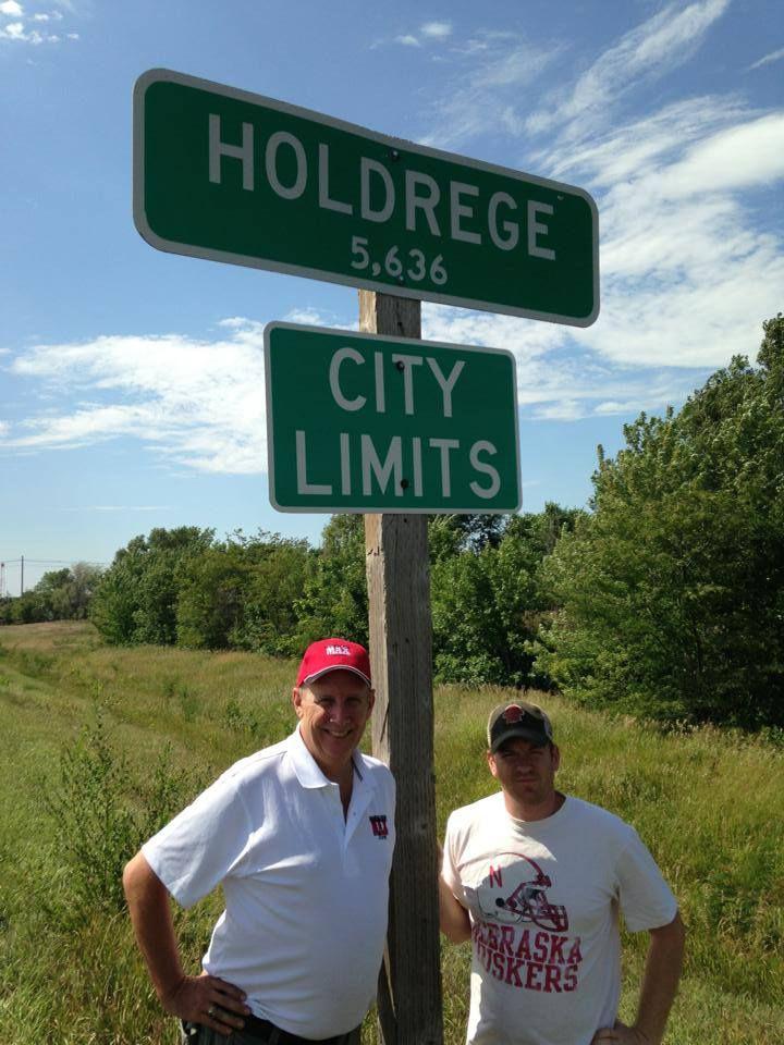 Holdrege Nebraska Will View Through These Gates 9 4 13
