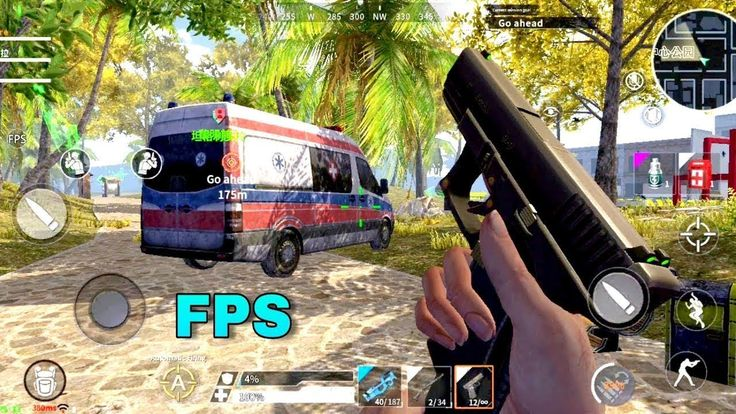 Top Best FPS Games For Android / iOS 2019