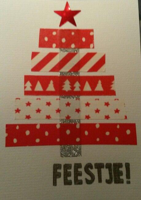 Uitnodiging verjaardag / Kerstkaart