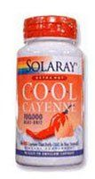 Solaray - Cool Cayenne Extra Hot, 600 mg, 90 capsules - http://alternative-health.kindle-free-books.com/solaray-cool-cayenne-extra-hot-600-mg-90-capsules/