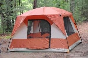 How to make tent camping more comfortable.