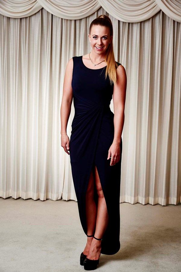 High Shine Dress - Dresses - Rose Ceremony - Display Page - The Bachelor NZ - Shows - TV3