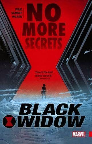 Black Widow, Vol. 2: No More Secrets by Mark Waid, art by Chris Samnee