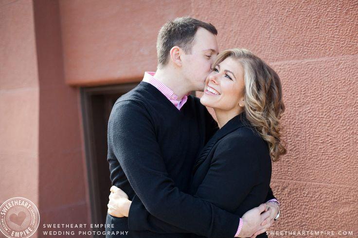 Toronto Gooderham Engagement photos #sweetheartempirephotography