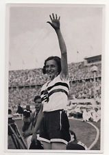IBOLYA CSAK HUNGARY HONGRIE high jump JEUX OLYMPIQUES 1936 OLYMPIC GAMES