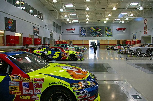 17 Best Ideas About Nascar Museum On Pinterest Richard