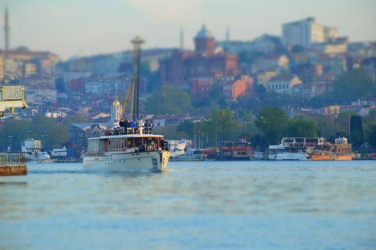 Golden Horn & Armada Boat