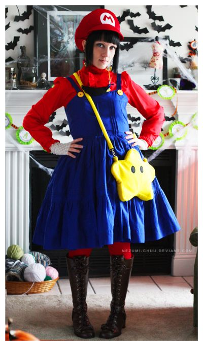 This Mario co-ordinate is absolutely fantastic!