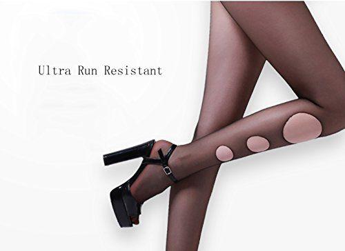Used European Pantyhose Stockings Sheer