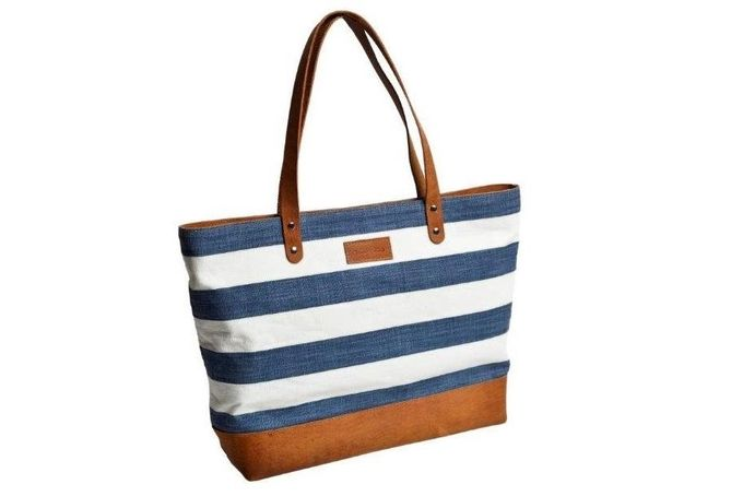 The Everyday Tote Bag by Willow Tree Bags