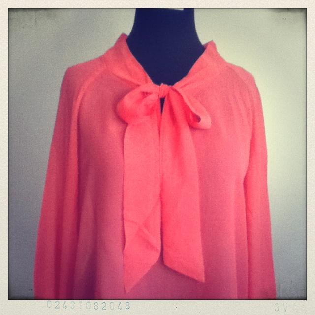 LOVE BOHEMIA ACCESORIOS  Camisa Coral