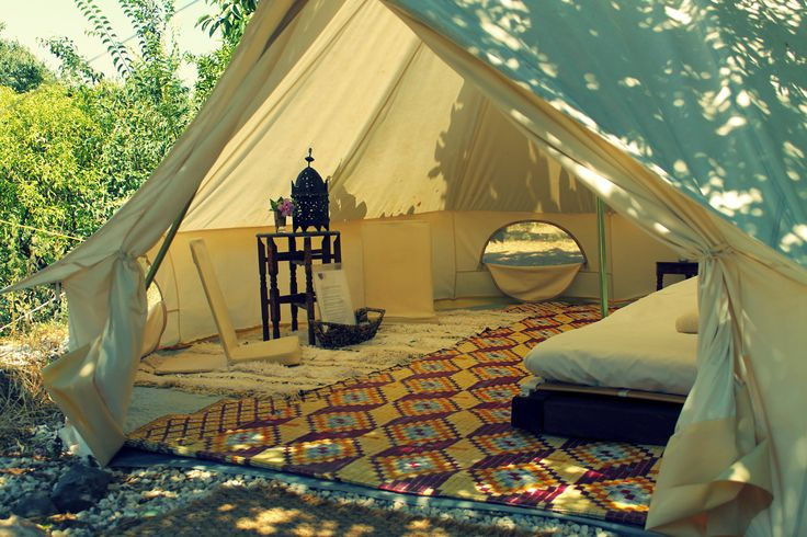 If you love nature and are looking for a romantic and different getaway, go glamping can be an excellent choice for your next vacation in Spain. bit.ly/1rkZ72s