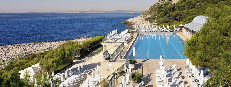 Grand hotel du cap ferrat french riviera destinations pinterest french - Hotel cap ferret starck ...
