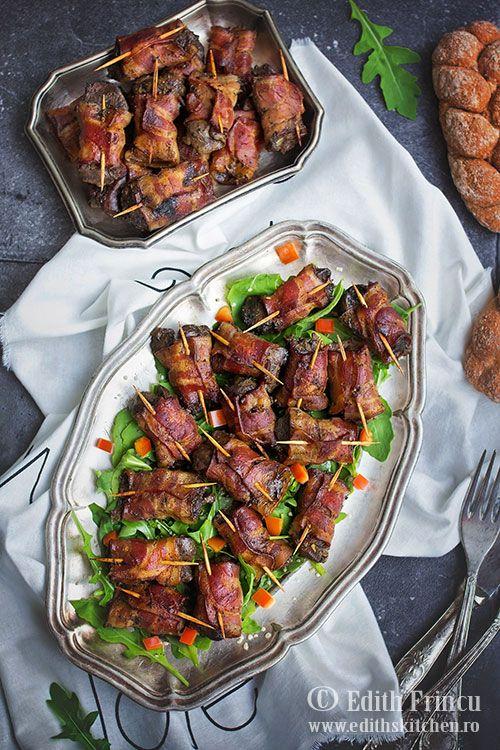 Retete culinare - APERITIVE FESTIVE - Edith's Kitchen