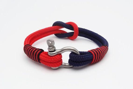 Nautische Armband/Sailor Armband/Herren Armband/Knot Armband /