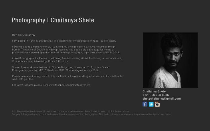 Chaitanya shete, photography november 2014  Photography Portfolio  for updates please visit: https://www.facebook.com/photosbyshete