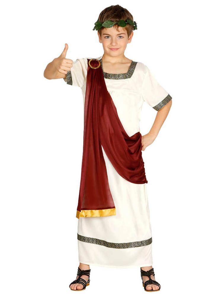Disfraz de romano para niño | Comprar online