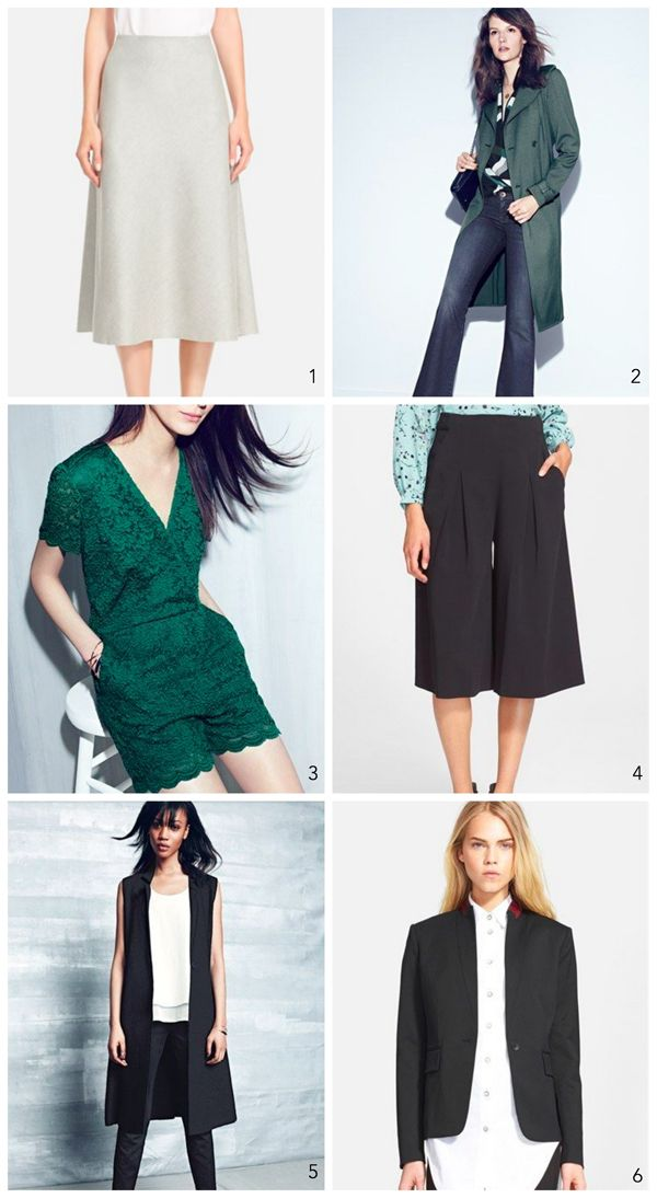 6 New Fall Pieces To Have This Year | Shop Nordstrom Anniversary Sale Early Access