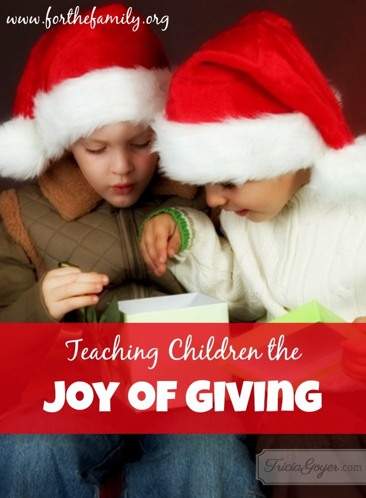 The needs we see around us are vast. Instead of feeling overwhelmed, why not use the information about ministries and charities coming at you this time of year to cultivate a heart of giving in your family. Take time to train your children to realize their small part makes a difference. Here's one special ministry to share with them today!