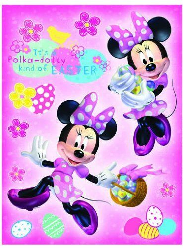 110 best easter by derek l images on pinterest easter eggs easter disney clings 12 x 17 reusable vinyl wall decal mirror and window negle Image collections
