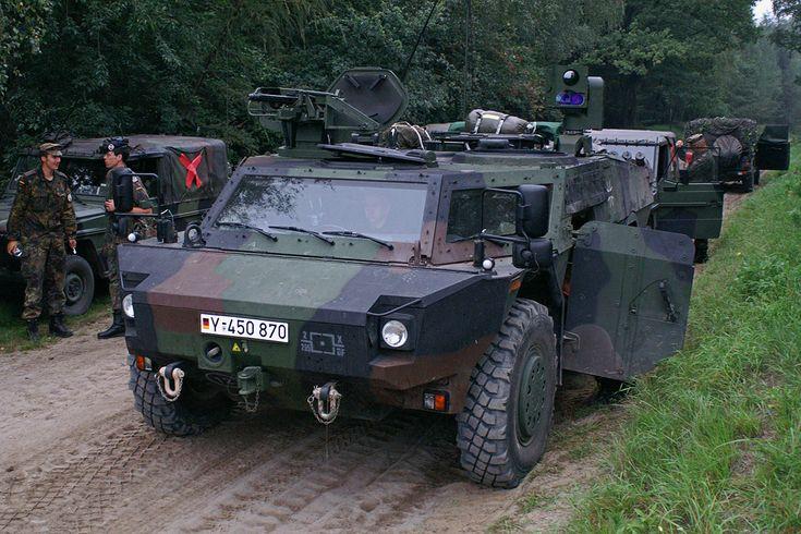 Bilder: Gepanzerte Mercedes-Büffel für die Bundeswehr - Bilder - autobild.de