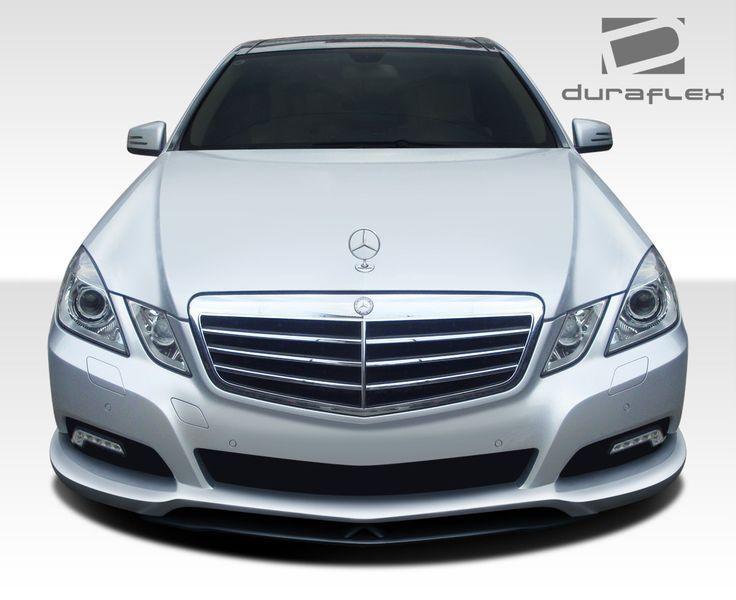 Awesome Mercedes: 2010-2012 Mercedes E Class W212 4DR Duraflex CR-S Front Lip Under Spoiler Air Da...  Products Check more at http://24car.top/2017/2017/05/03/mercedes-2010-2012-mercedes-e-class-w212-4dr-duraflex-cr-s-front-lip-under-spoiler-air-da-products/