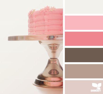 sweet tones Color Palette - Paint Inspiration- Paint Colors- Paint Palette- Color- Design Inspiration