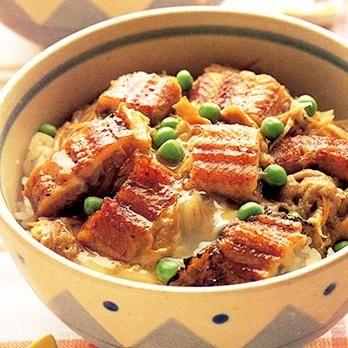 うなたま丼   川村由紀子さんのごはんの料理レシピ   プロの簡単料理レシピはレタスクラブニュース