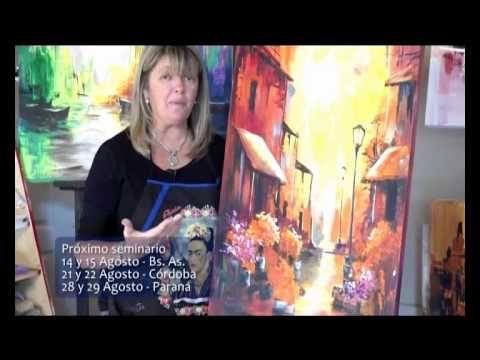 Fusión Crear 10-07-2015 GABRIELA MENSAQUE - YouTube