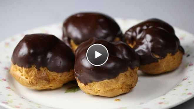 Bossche bollen - Recept | 24Kitchen