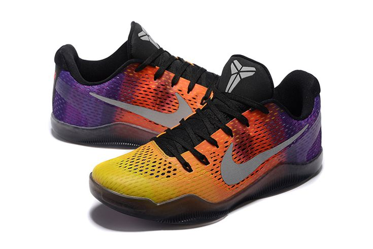 best loved 51749 ac9e7 ... inexpensive charms 33070 3a616 nike kobe xi mens basketball shoes  rainbow cheap kobe 11 men 3f7bc