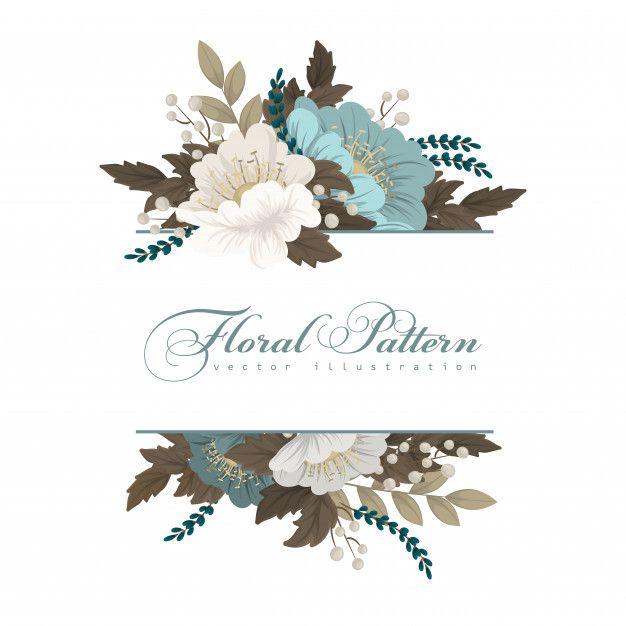 Download Mint Green Floral Flower Border For Free Flower Border Flower Border Png Flower Frame
