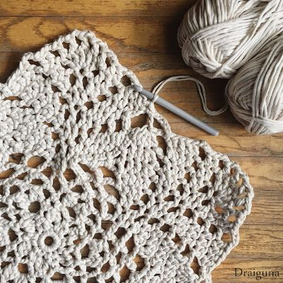 1000 Images About Draiguna Crochet Doilies And More On
