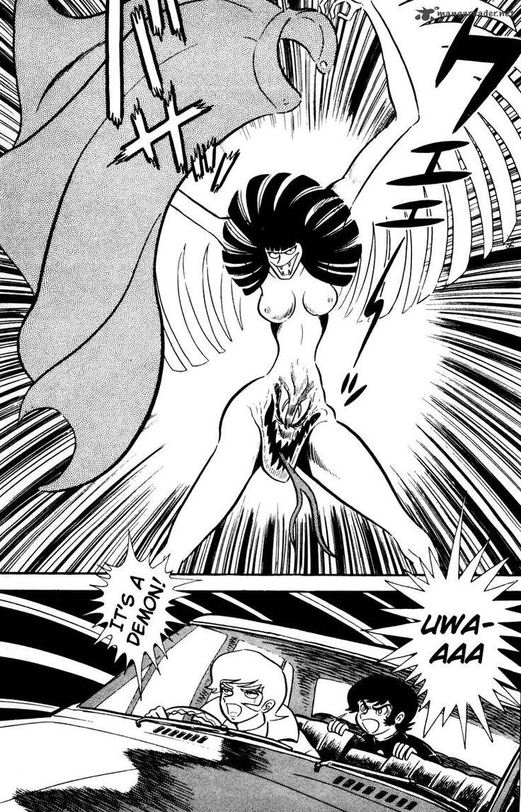 Mazinger z coloring pages - Devilman 1 Page 83
