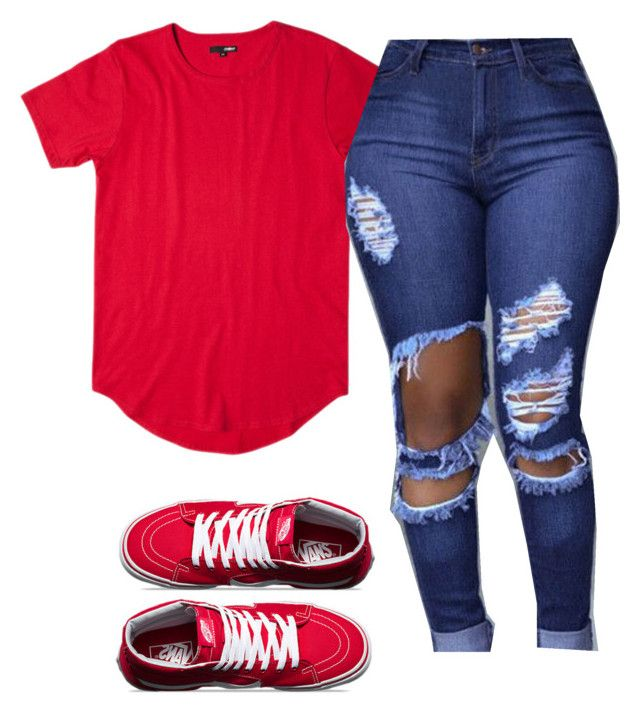 """Untitled #69"" by tdgaaf on Polyvore featuring Vans"